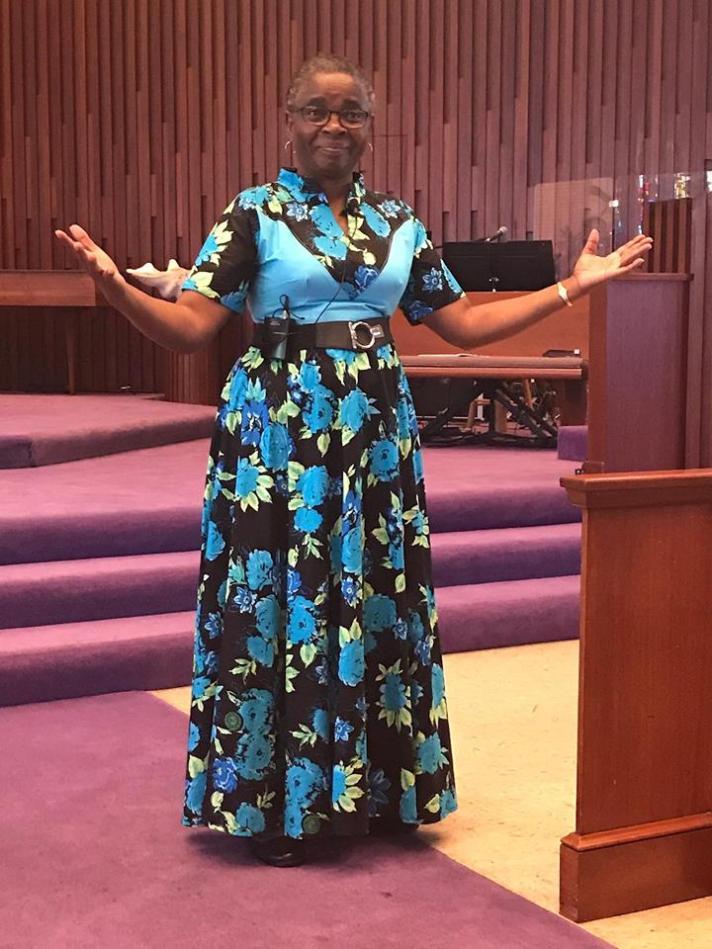 2017 Pastor Kabamba Preaching