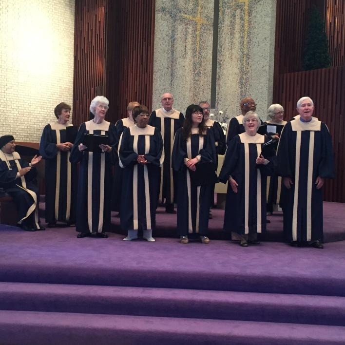 Diversity in our Choir