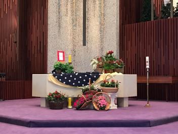 Memorial Day Altar