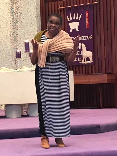 4.19 Pastor Kabamba Preaching