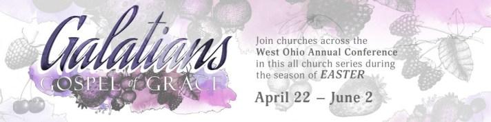 Galatians Webpage Banner
