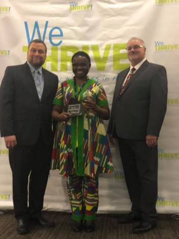 WeTHRIVE Champion Award